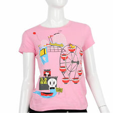 Julius & Friends Paul Frank $40 Pink Create A Julius Tee Amusement Park T Shirt