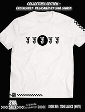Ska 2 Tone T Shirt. Jabsco Collectors Edition. 500 only Eclusive - to Ska Shack