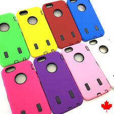 iPhone 5/5S/5G/SE Triple Layer Heavy Duty Defender Case with Screen Protector