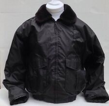 Solar 1 Security/Police Bomber Jacket 977B Black Sz L EXCELLENT CONDITION!!
