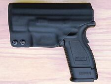 Springfield XD XDS 9/40/45 IWB Kydex Tuckable Holster Concealed Carry CCW CCH