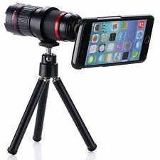 NEW Mobile Phone Telescope 4-12X Zoom Optical Telephoto Lens Camera for iPhone 6