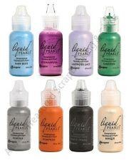 Ranger Liquid Pearls Dimensional Paint 18ml ~ 42 Colours to Choose From!