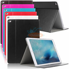 Luxury Leather Slim Flip PU Leather Stand Case Cover for Apple iPad Pro 12.9""