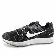 Nike Air Zoom Structure 19 [806580-001] Running Black/White-Grey