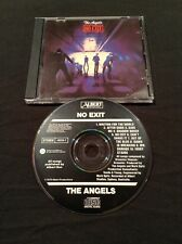 THE ANGELS NO EXIT CD EARLY AUSTRALIA ALBERTS  BLACK ALBERT PRODUCTIONS 465236 2