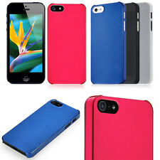 Ultra Thin Lightweight Snap On Back Cover Case Skin For iPhone 5/5s SE GGMM