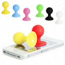 1/2/3/4/5 Pcs Mini Rubber Suction Ball Stand Phone Holder For iPhone Samsung LG