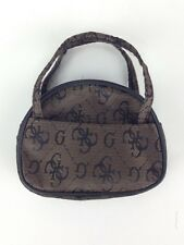 "Doll Clothes AG 18"" Purse Tote Brown Black Made For American Girl Dolls"