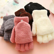 Fashion Women Fingerless Winter Fall Hand Wrist Warmer Winter Gloves Hot Sale