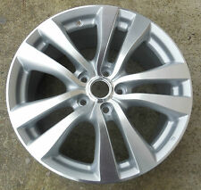 "18"" 2008 09 10 Infiniti M35 45 Machine face With silver pockets Wheel Rim"