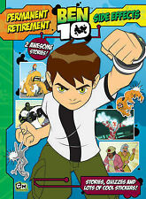 Ben 10 Story Book: Permanent Retirement and Side Effects: With Puzzles and...