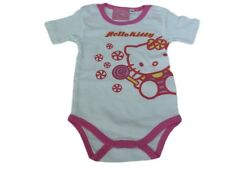 Hello Kitty Bodysuit , All in one, Sleep Suit,Assorted Cartoons & Colours