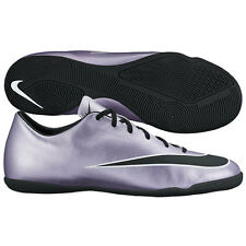 Nike Mercurial Victory IV IC Indoor Soccer SHOES 2015 Brand New Lilac / Black