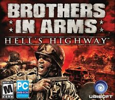 Brothers in Arms Hells Highway PC Windows Game NEW FAST FREE US SHIPPING