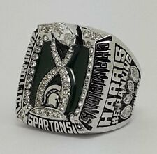 2015 Michigan State Spartans Cotton Bowl National Championship Ring New YearGift