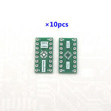 10pcs LGA16 QFN16 to DIP16 pin Adapter IC socket experiment board PCB converter