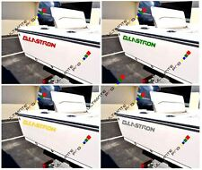 Decals sticker for Glastron Gt Gs GTS GTSF 160 185 225 Trailer bimini top seat