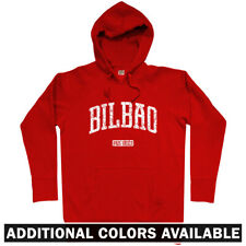 Bilbao Spain Hoodie - ES Athletic Espana Basque Country Pais Vasco - Men S-3XL