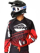 MSR Black-Red 2016 Axxis MX Jersey