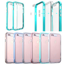 LED Incoming Call Blink Flash Hard Cover Case for Apple iPhone 6 6s Plus