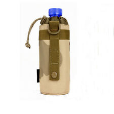 SK Outdoor Tactical Gear Military Water Bottle Bag Kettle Pouch With Backpack UK