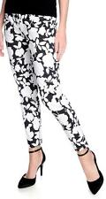 NEW Brooks Brothers Woven Straight Leg Five-Pocket Floral Ankle Pants SZ 4 or 6