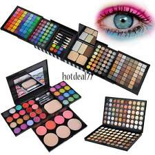 8HOT New Colors Eye Shadow Makeup Cosmetic Shimmer Matte Eyeshadow Palette Set