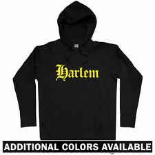 Harlem Gothic Hoodie - NYC World 212 125 Rap Hip-Hop Globetrotters - Men S-3XL