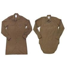 British army surplus khaki dress shirt