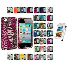 For iPod Touch 4th Generation 4G 4 Hard Design Skin Case Cover Waterproof Bag