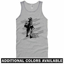 Recon Squad Unisex Tank Top - Military Army Special Ops USMC  Men / Women - S-2X