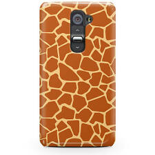 Giraffe Print Phone Case for LG fits LG G2 G3 Nexus 5 6