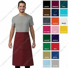 DayStar 128 Premium Quality Full Bistro Apron with Center Divided Pocket