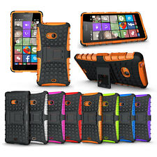 Fancy Protect Impact Case Cover For All Nokia Lumia Phone Anti-dust