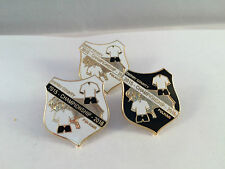 Derby County v Fulham 2015/16 Match Day Pin Badge