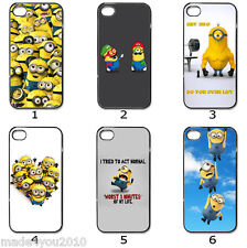 HD Minions Phone COVER Case AC24b