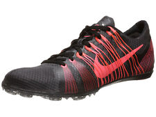 Nike Zoom Victory Elite -Black /Atomic Red- Best Distance Track Spike 800m - 10k