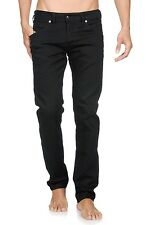 Diesel - NEW - Belther Slim Fit Mens Jeans - 0886Z Black/Grey - RRP £120.00
