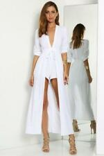 Xanadu Playsuit in White