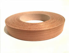 "Cherry preglued 3/4"" x 50' wood veneer edge banding- High Quality- Made in USA"