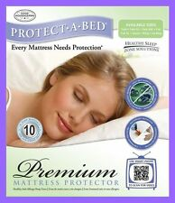 PROTECT YOUR ADJUSTABLE ELECTRIC BED MATTRESS WITH PREMIUM  WATERPROOF PROTECTOR