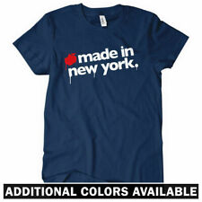 Made in New York Women's T-shirt - City NYC NY Brooklyn Bronx Queens - S to 2XL