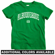 Albuquerque 505 Kids T-shirt - Baby Toddler Youth - ABQ New Mexico NM Gift UNM
