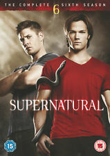 Supernatural: Season 6 Complete Box Set (6 Discs) (DVD) (C-15)