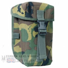 WEB-TEX WATER BOTTLE POUCH - molle army patrol pouch bag hydration pocket PLCE