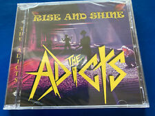The Adicts - Rise and Shine (2002)  NEW SEALED PUNK CD