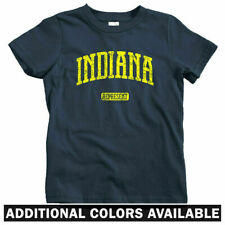 Indiana Represent Kids T-shirt - Baby Toddler Youth Tee - Indianapolis Ft Wayne