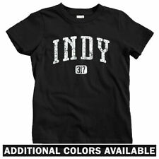 Indy 317 Indianapolis Kids T-shirt - Baby Toddler Youth Tee - IN Indiana 500