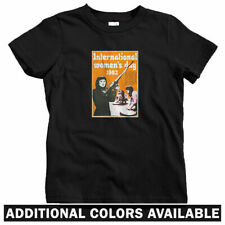 International Women's Day Kids T-shirt - Baby Toddler Youth Tee  Rights Feminism